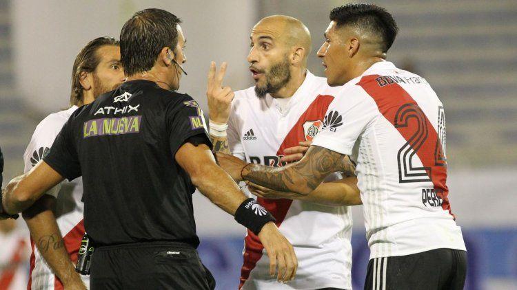 Las disculpas de Enzo Pérez: Tuve una actitud desafortunada
