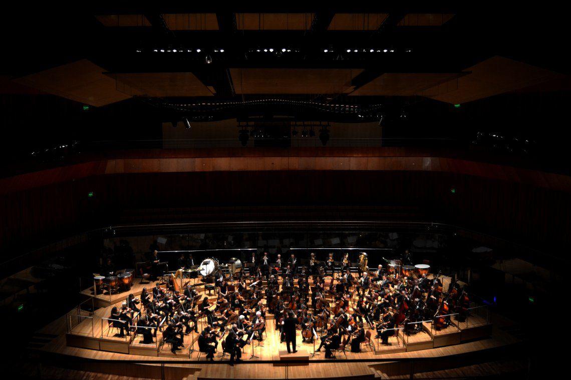 La Orquesta Sinfónica Nacional brindará un concierto en Quilmes