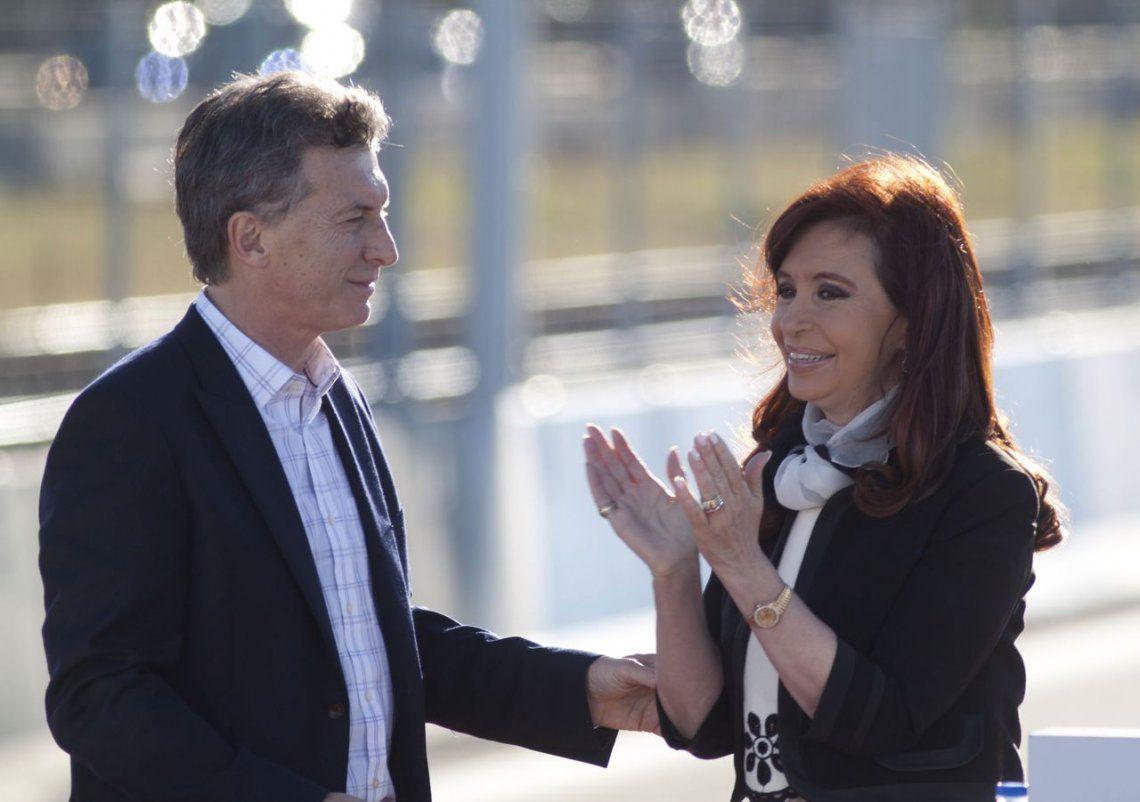 El Gobierno convocará a Cristina Kirchner para negociar los consensos básicos