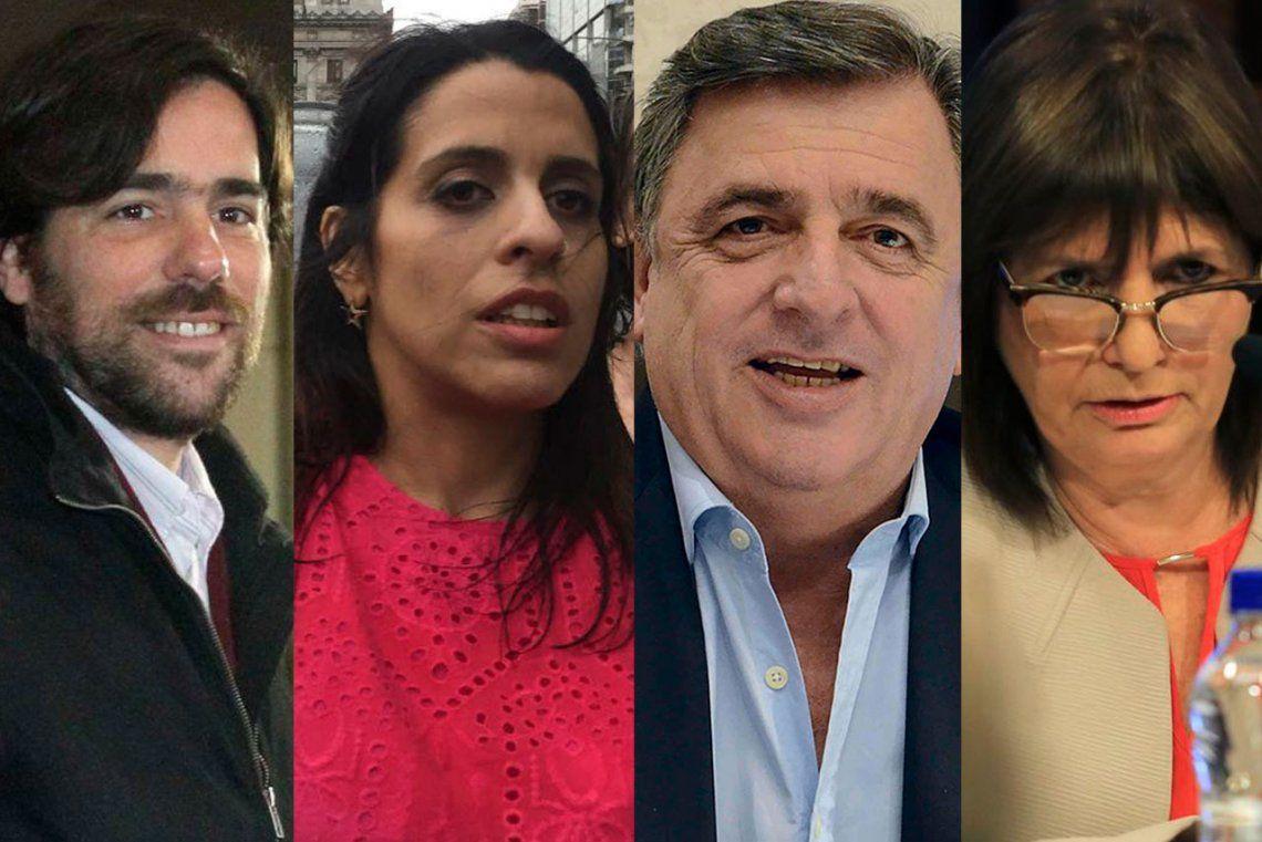 A favor y en contra: qué opinaron los legisladores que presenciaron el discurso de Macri