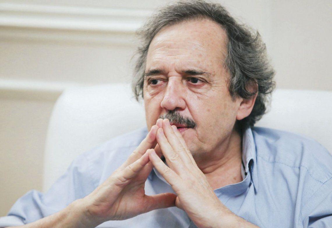 Alfonsín le aclará a Massot que no gobierna la UCR