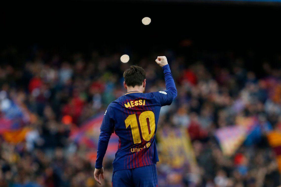 Los dos récords que Messi rompió ante Chelsea