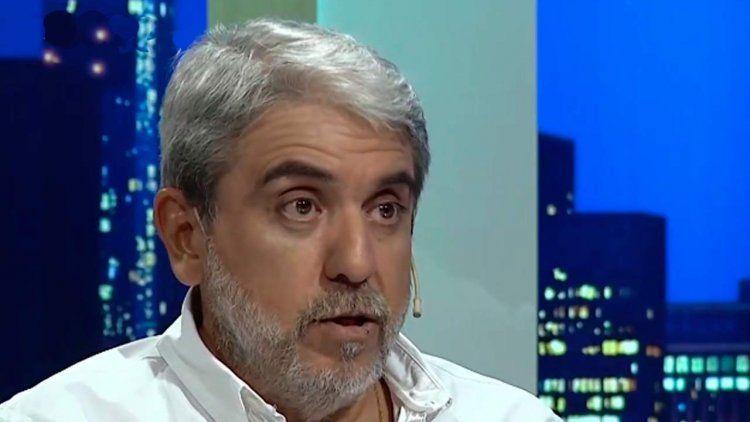 Aníbal Fernández Apoyó a Solá como candidato y dijo que Cristina no irá presa