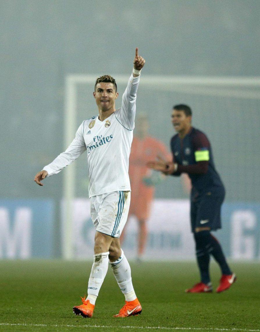 El Real Madrid hizo pesar su experiencia y eliminó al PSG de los millones