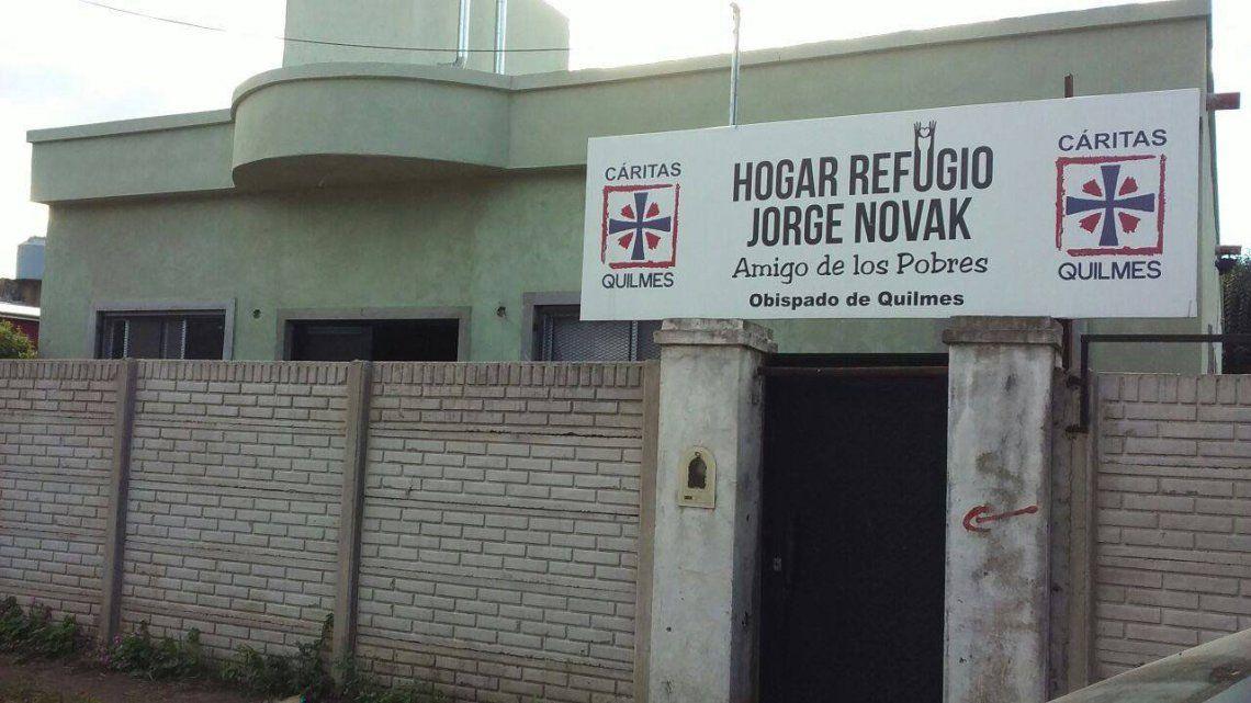 Doloroso robo a un refugio para pobres a punto de inaugurarse