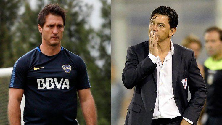 Pierden los dos: Cardona y Nacho Fernández son baja para el Superclásico