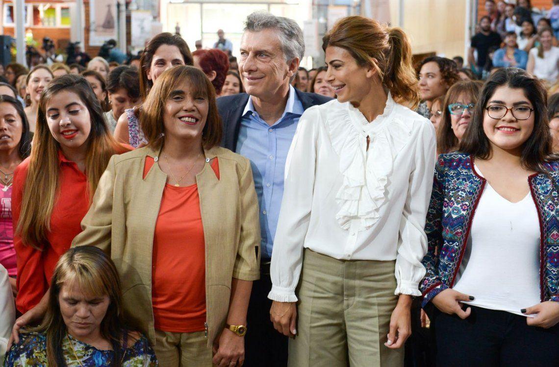 Macri: un proyecto de salario igualitario y 8 frases en el Día de la Mujer