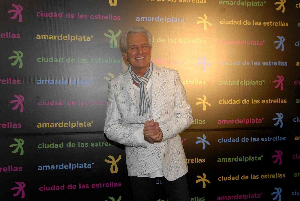 Sergio Denis cantará en el aniversario de Villa Maipú