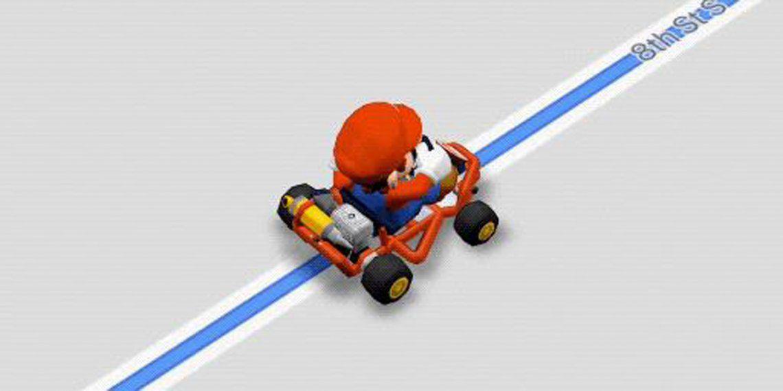 ¡Mario Kart llega manejando a Google Maps!