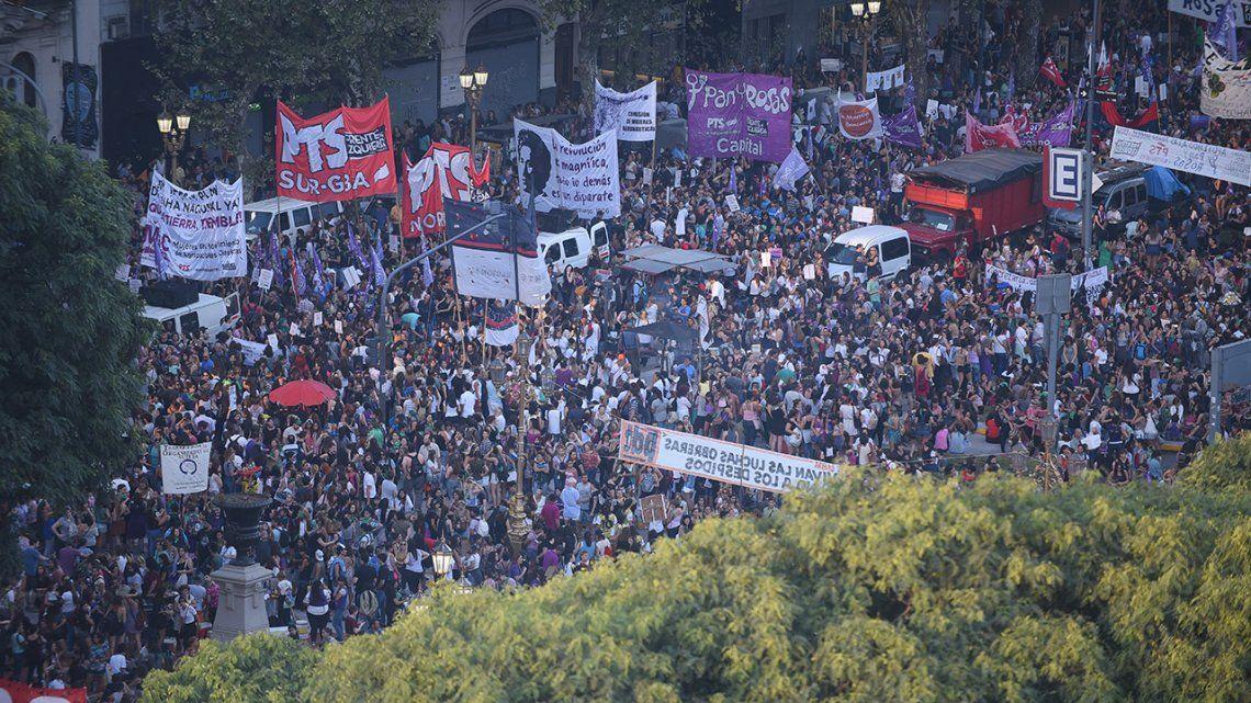 Fotos: el #8M desde la lente de POPULAR