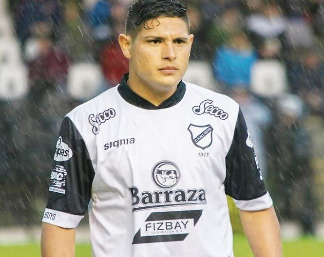 dMaximiliano Salas (All Boys)