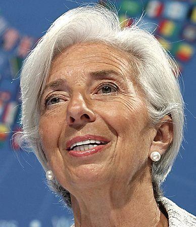 La semana próxima llega al país la jefa del FMI