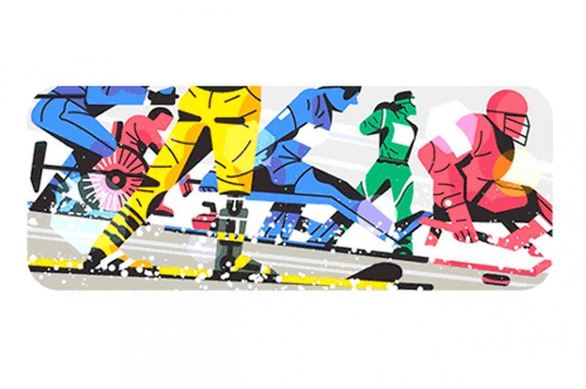 Comienzan los Juegos Paralímpicos y Google les rinde homenaje