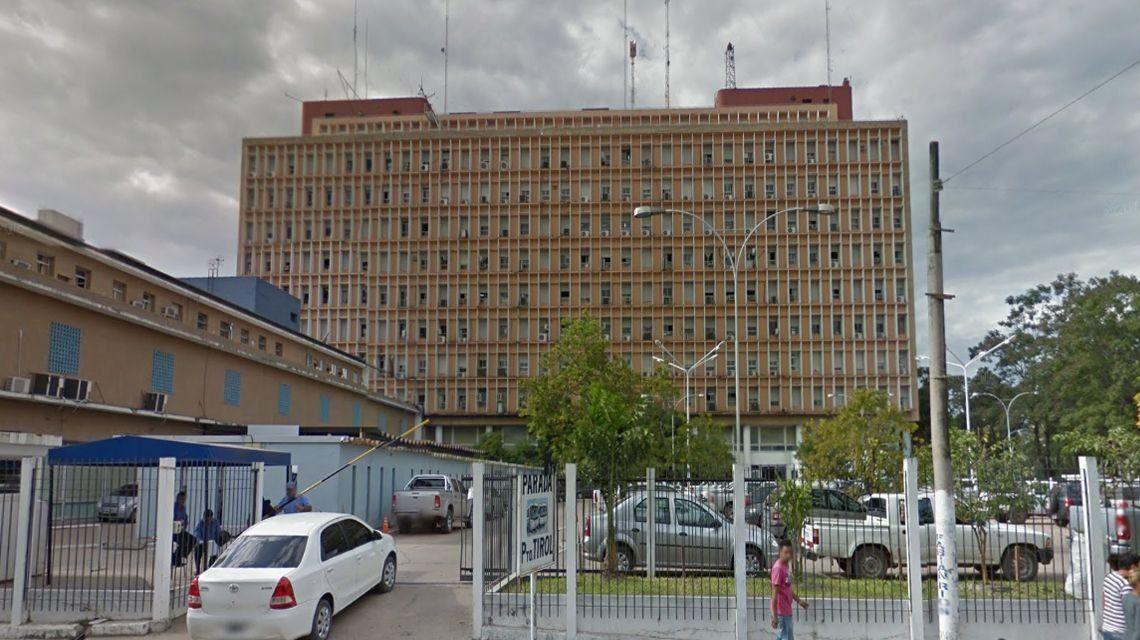 La justicia federal allanó la gobernación de Chaco por supuesto lavado de dinero