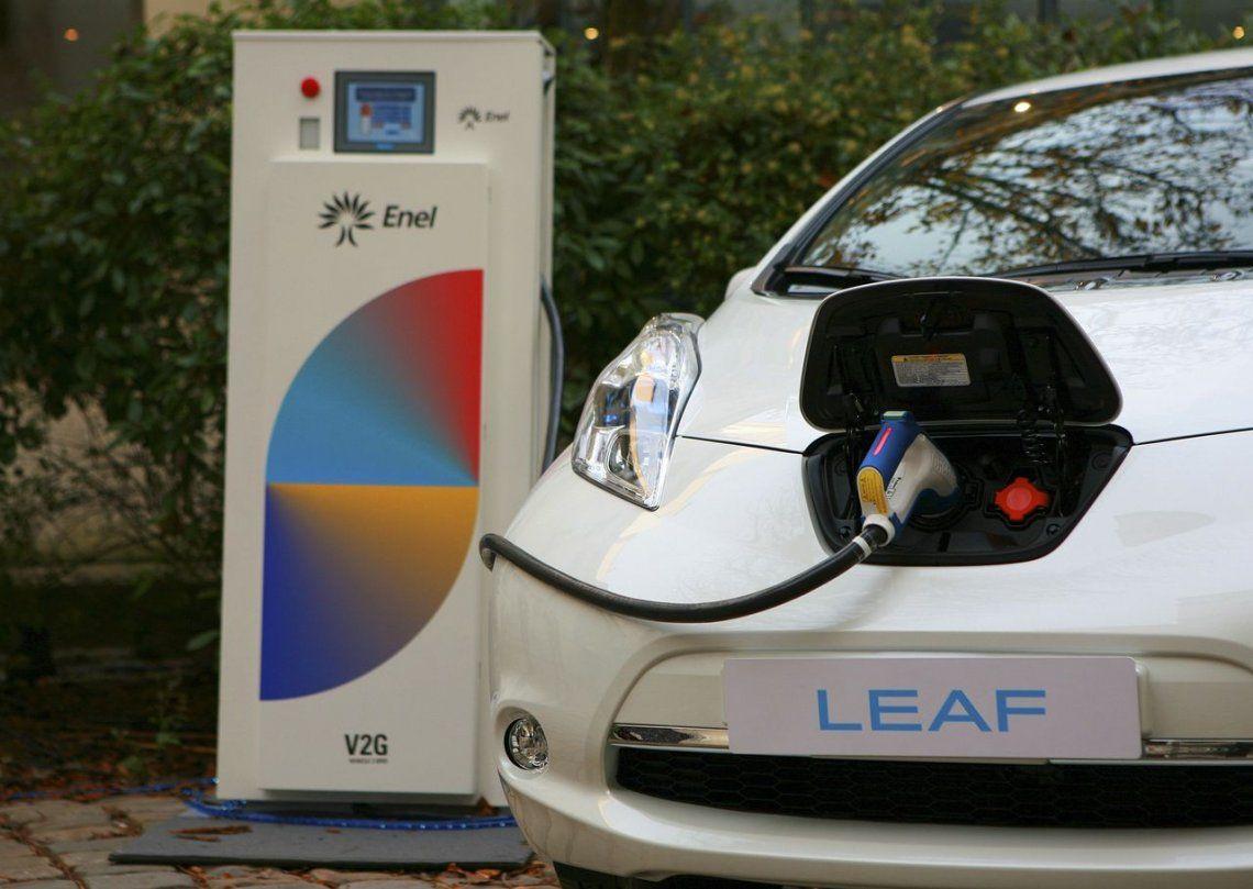 El auto eléctrico más vendido del mundo llega a la Argentina