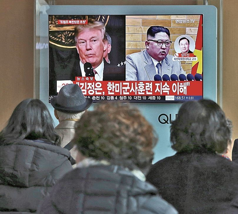 dEl anuncio de la cumbre fue bien visto por todo el mundo.
