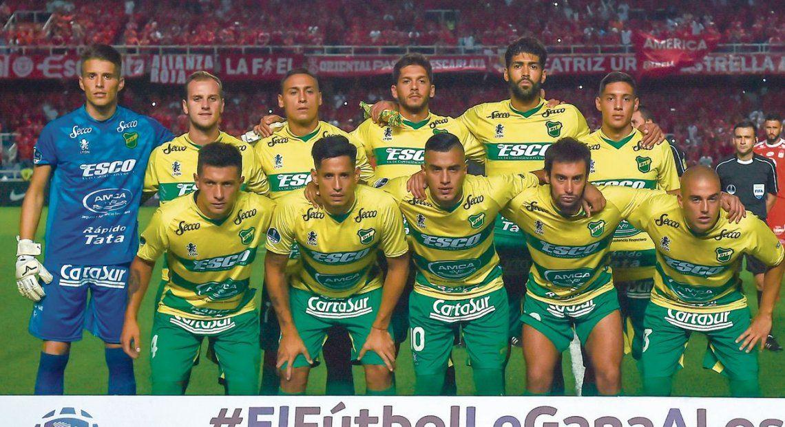 dEl equipo de Juan Pablo Vojvoda que hizo hinchar el pecho de orgullo a todo Florencio Varela.