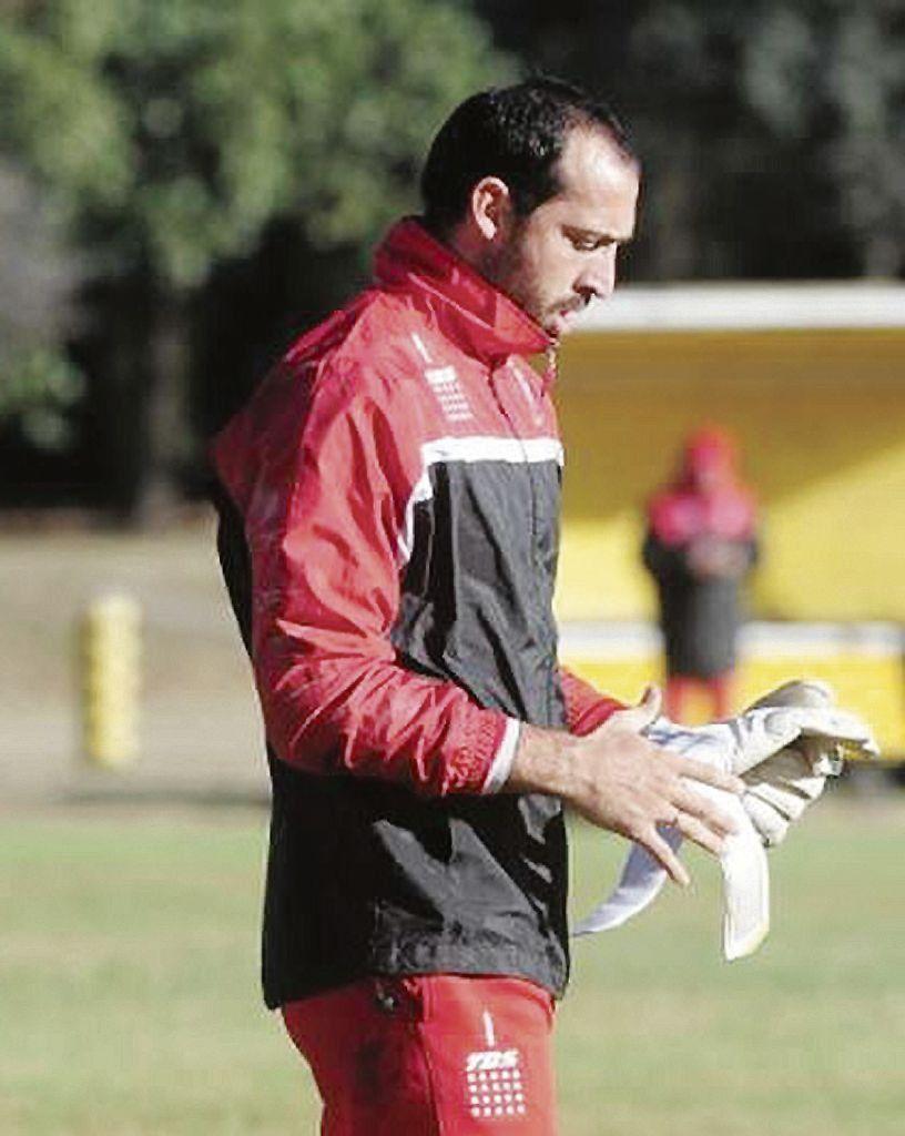 dMarcos Díaz se recuperó y será titular mañana ante San Lorenzo.