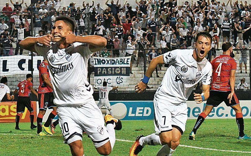 dQuilmes necesita volver al triunfo en el Estadio Centenario.