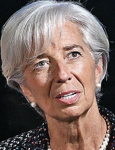 Lagarde visita el país y se reúne con Macri