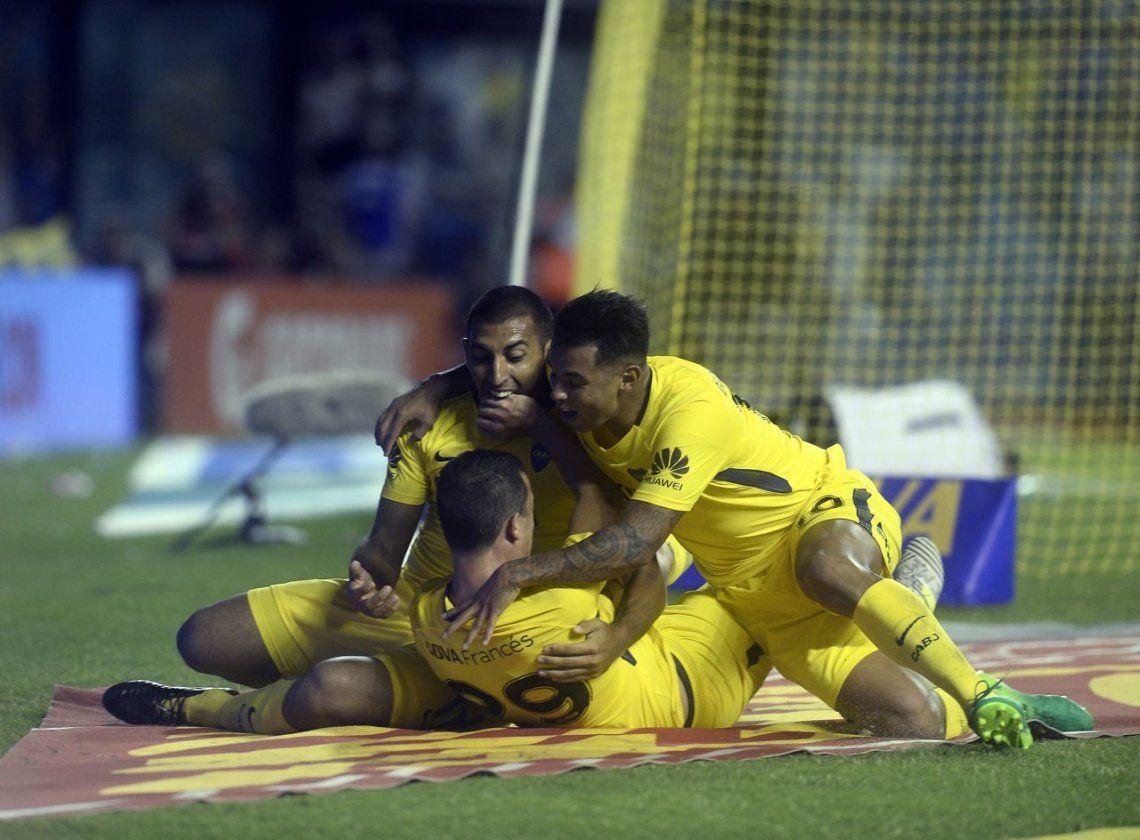 Boca lo ganó en la última bola y llega con el ánimo ideal al Superclásico