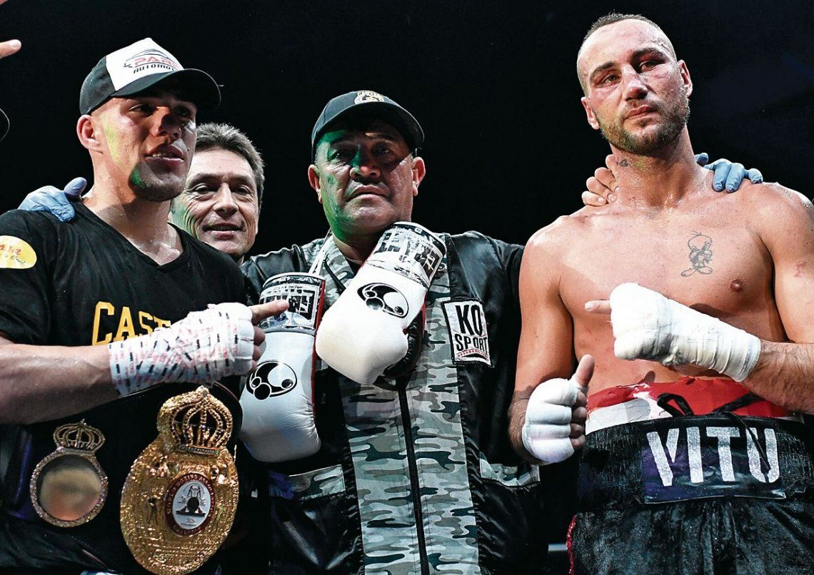 El boxeo argentino y una parábola bíblica