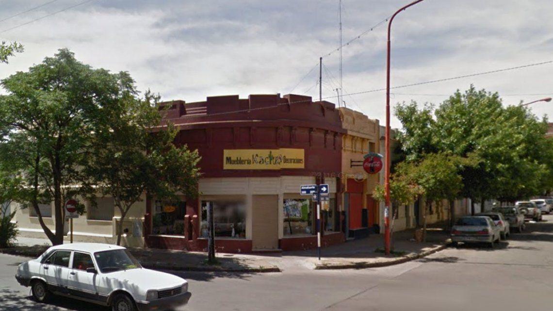 Incendio en Bahía Blanca: murieron dos personas calcinadas