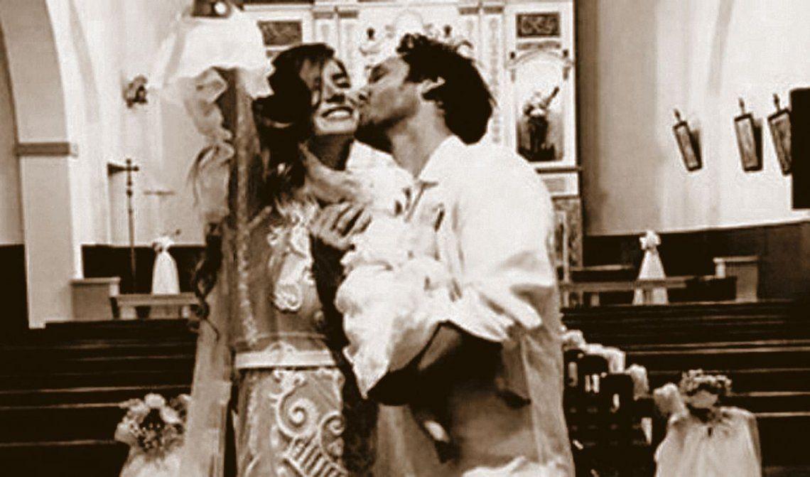 dEsta foto publicada en Instagram hizo sospechar que Benjamín y la China se habrían casado en Uruguay.