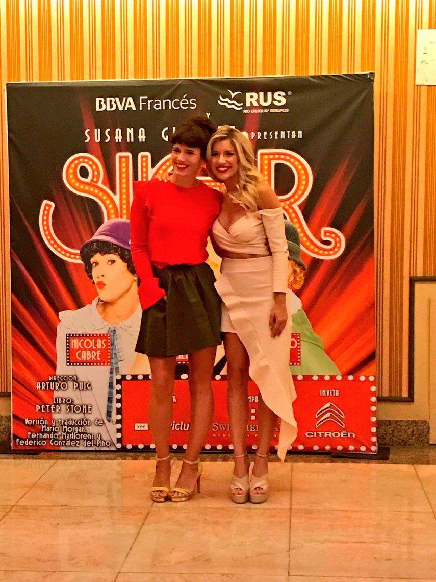 Griselda Sicialini y Laurita Fernández están dulces en Sugar
