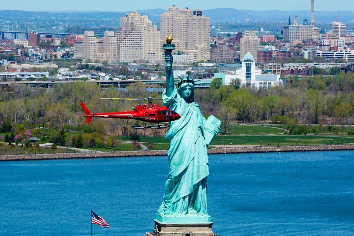 Tragedia en New York: así es el tour de sobrevuelo de Liberty Helicopters