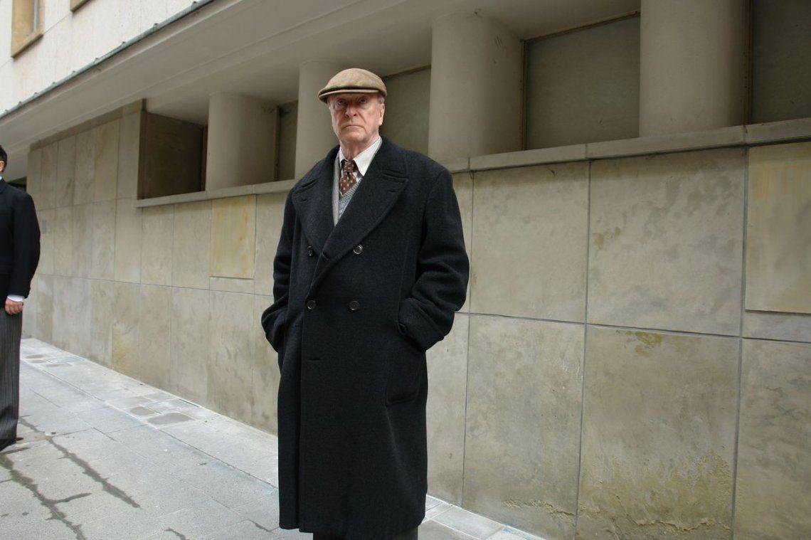 Michael Caine dijo que no volvería a trabajar con Woody Allen