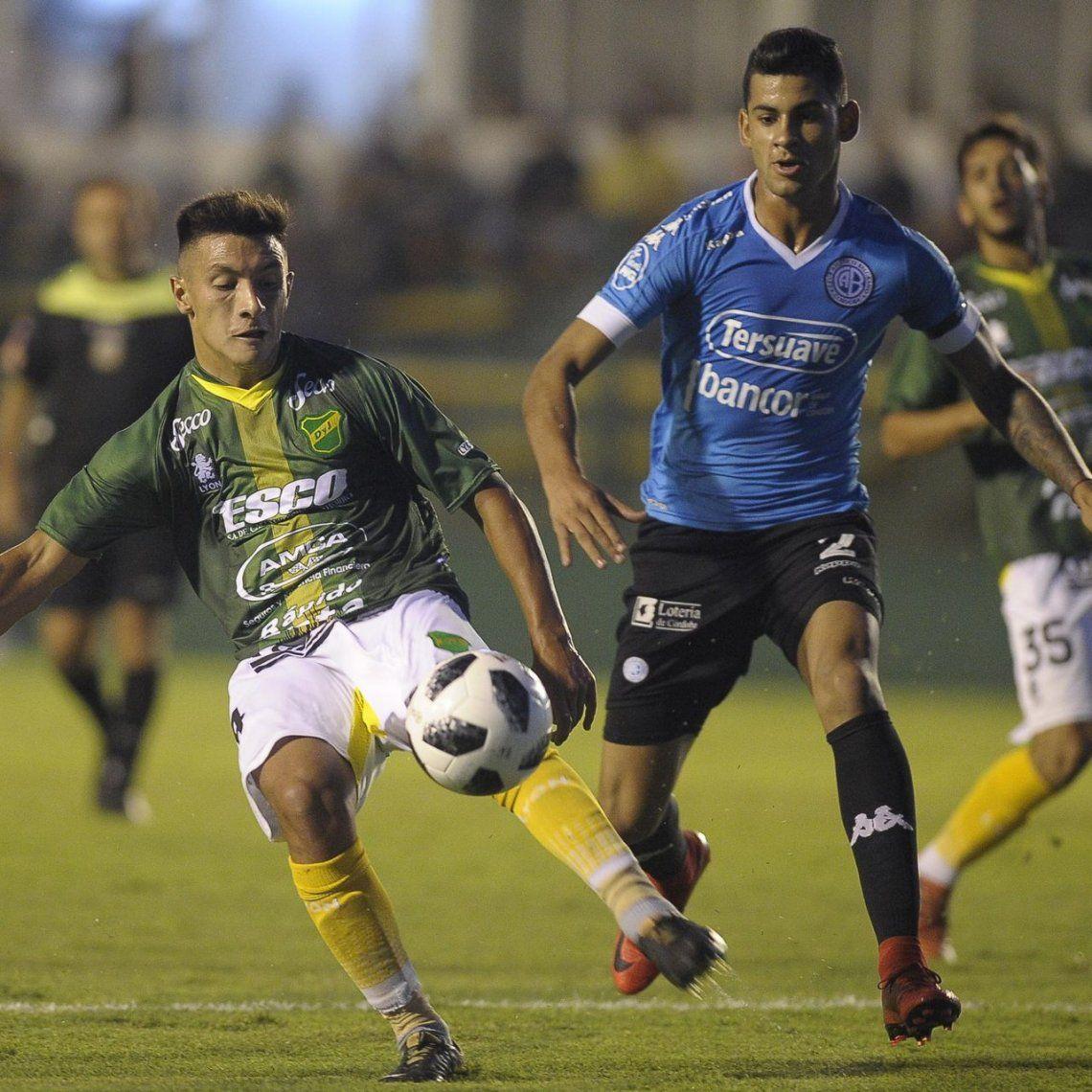Belgrano rescató un valioso punto ante Defensa y Justicia
