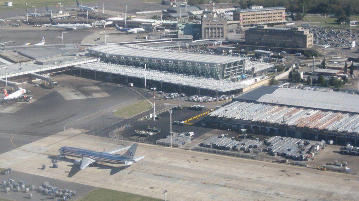 Dietrich presentó el masterplan que transformará el aeropuerto de Ezeiza