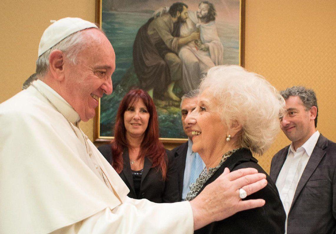 2014 |Papa Francisco