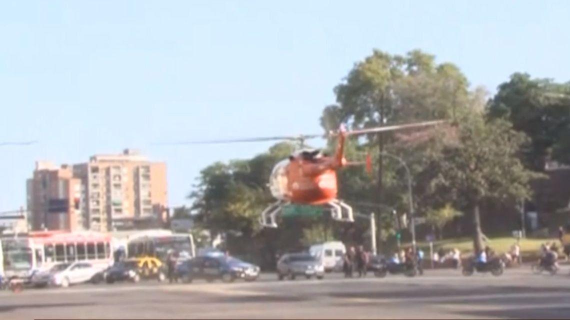 Murió uno de los policías heridos en el tiroteo de San Telmo