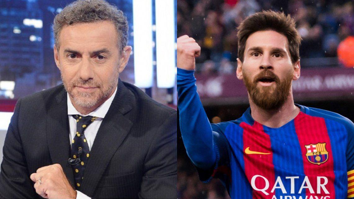 Vuelve Majul con una entrevista a Messi