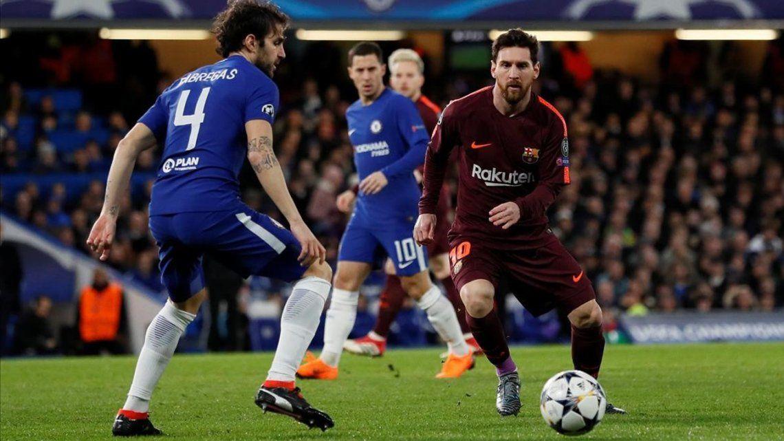 Barcelona busca el pasaje a cuartos frente al Chelsea