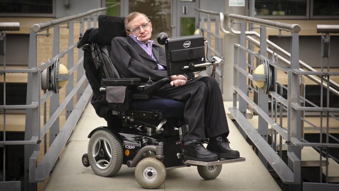 A los 76 años, murió el físico Stephen Hawking