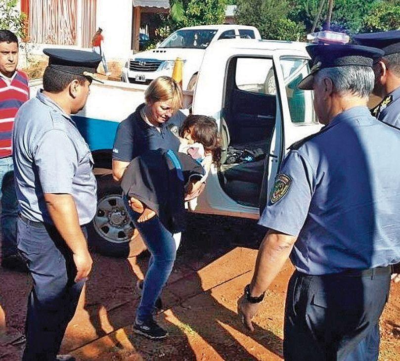 Nena de 6 años logró escapar del rapto de un hombre