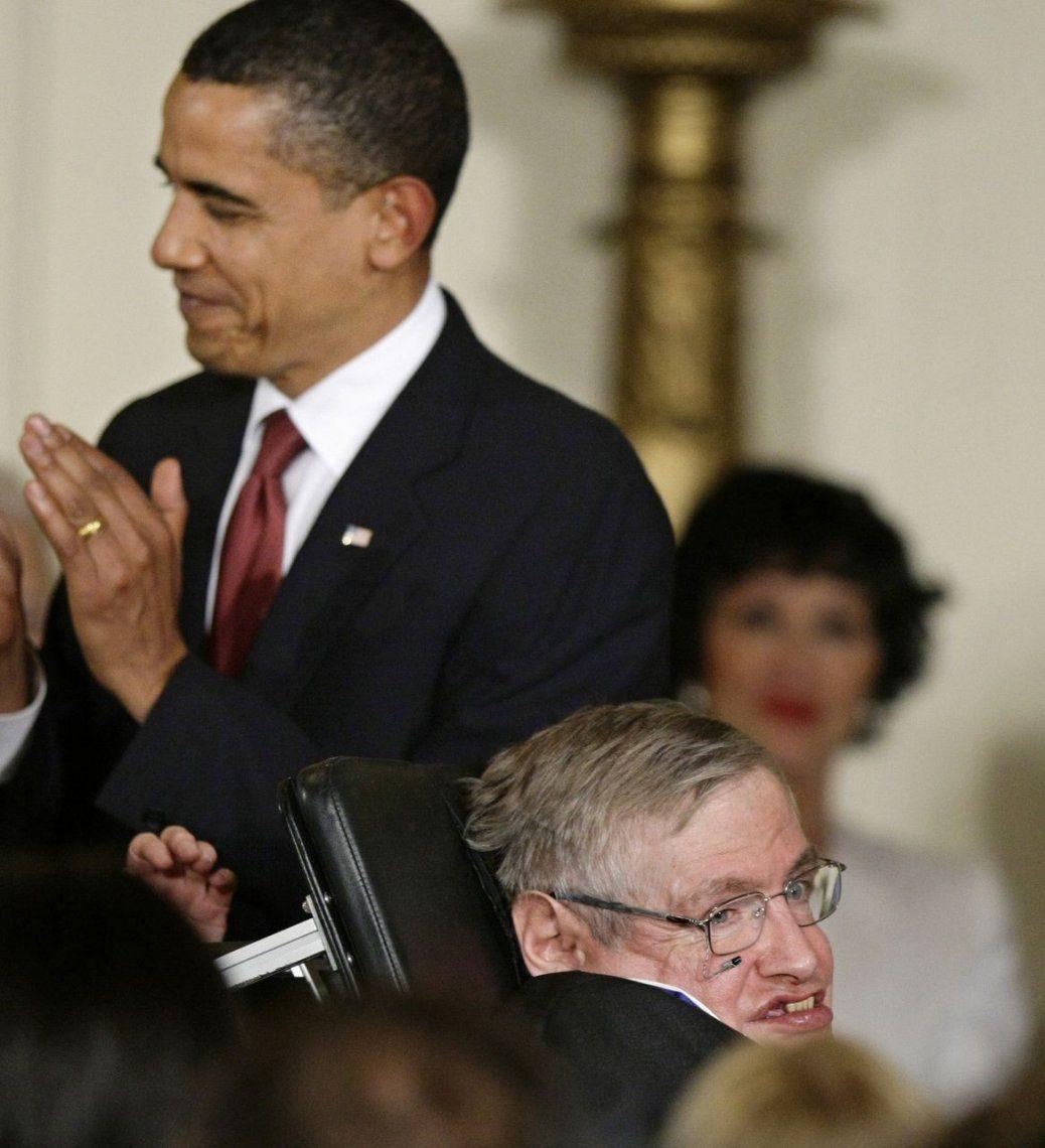 El presidente Barack Obama le otorgó la Medalla Presidencial de la Libertad 2009