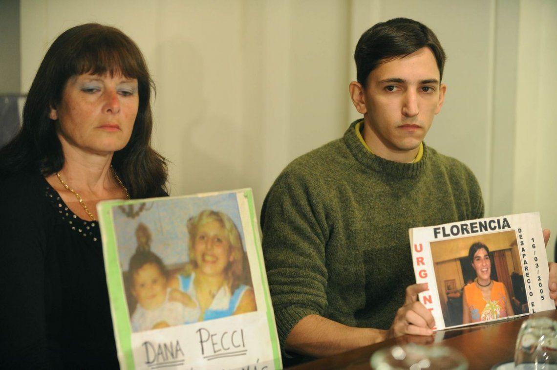 Nuevo reclamo a 13 años de la desaparición de Florencia Pennacchi