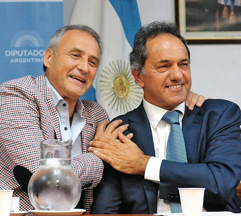 Como hace 21 años, Scioli vuelve a presidir Deportes
