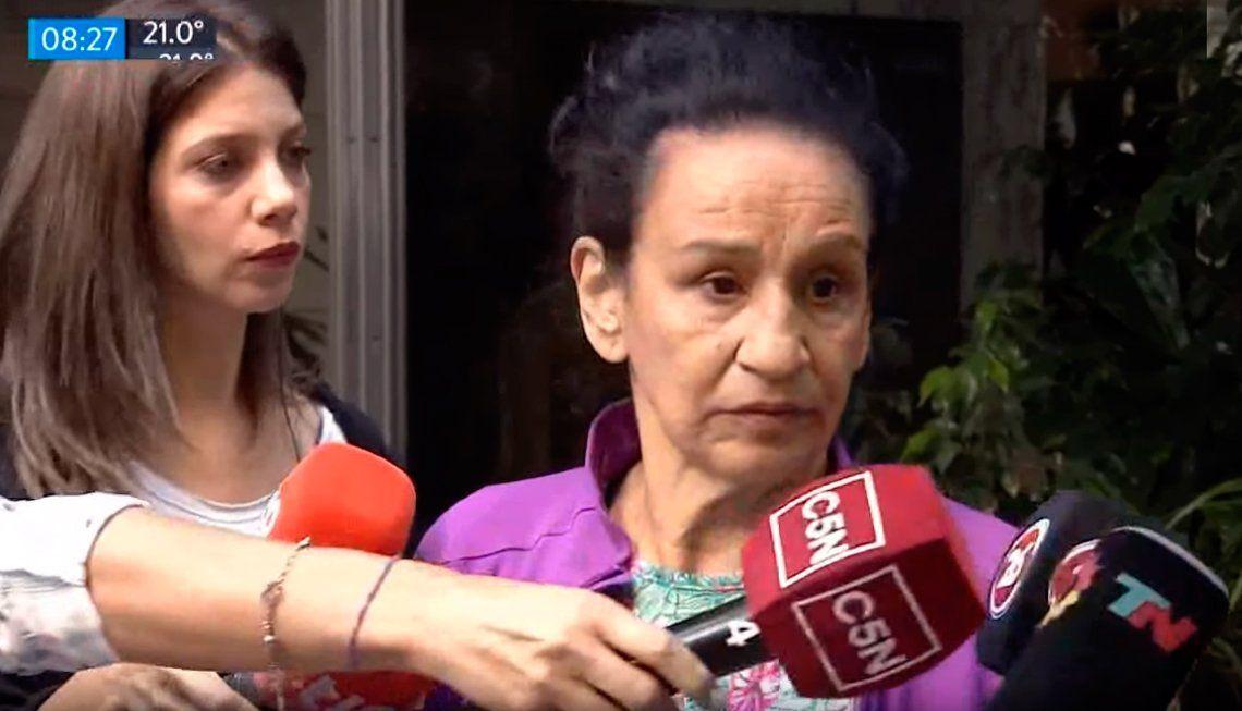Habló la mujer golpeada por el agresor de Palermo
