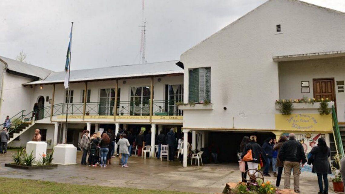 Marcha atrás: las ocho escuelas del Delta seguirán abiertas