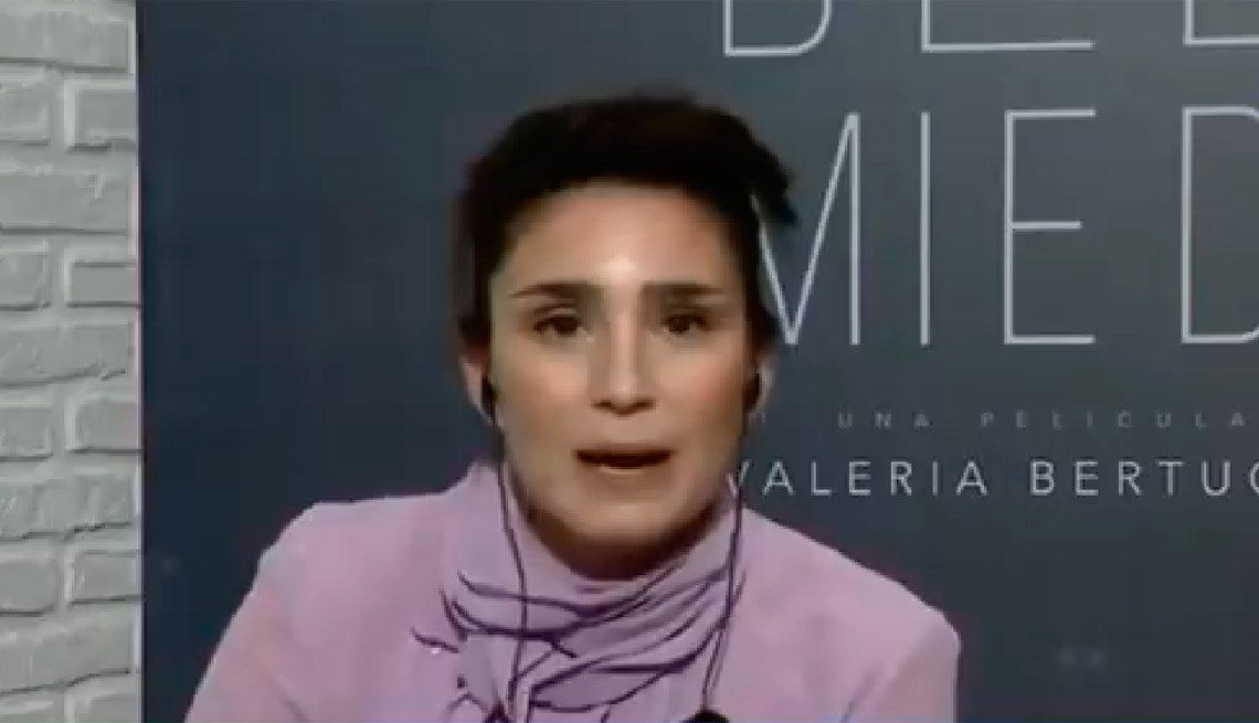 Video | Bertuccelli le cantó las 40 a Rial en pleno programa