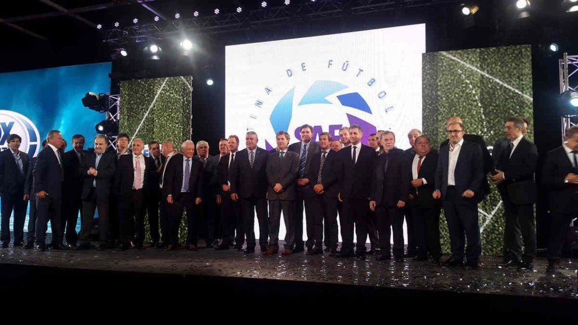 La Superliga busca su modelo de SAD