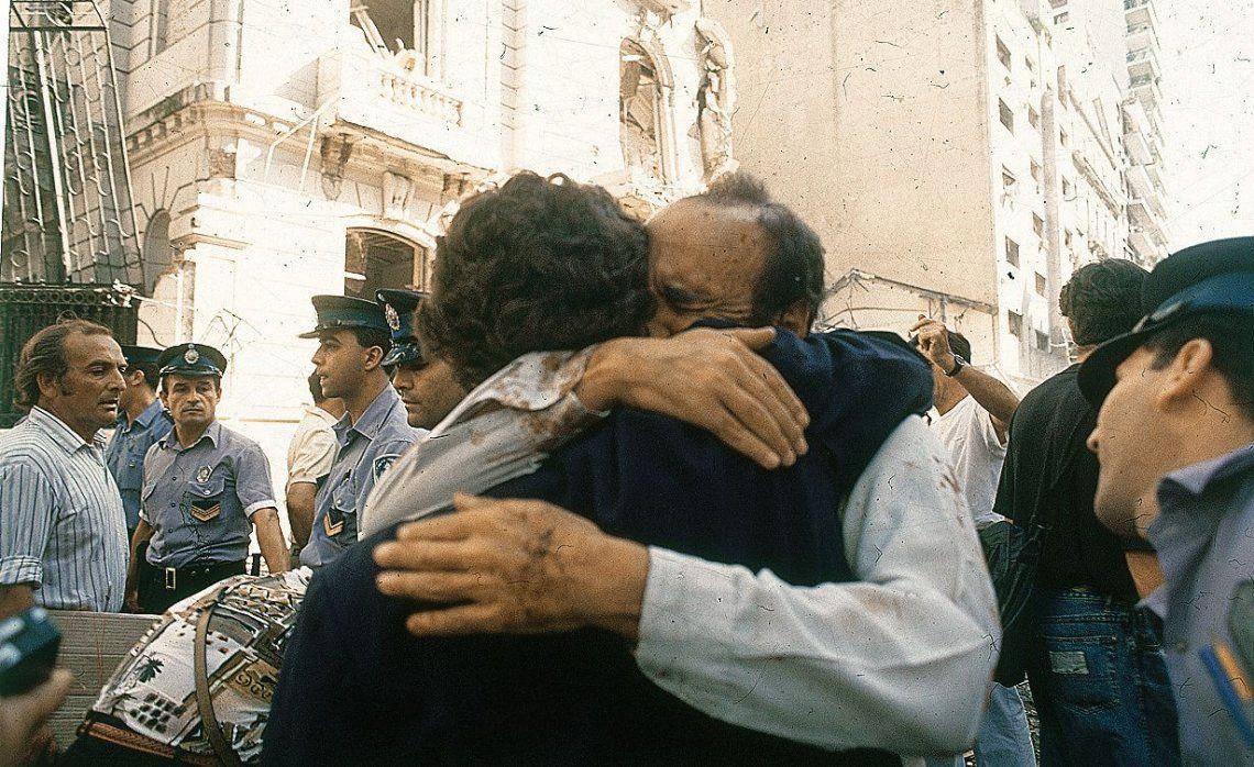 Recuerdan este viernes el atentado a la embajada de Israel