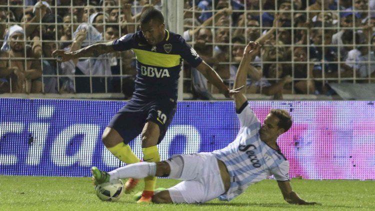 Boca rescató un punto sobre la hora en Tucumán