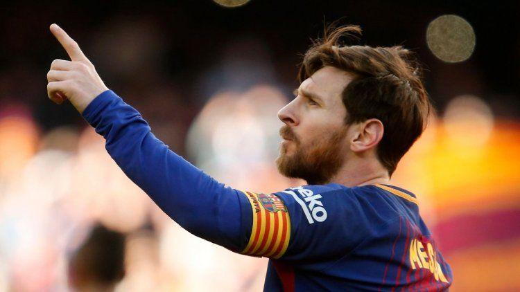 Barcelona desfila por la Liga: con gol de Lio, venció al Bilbao en el Camp Nou