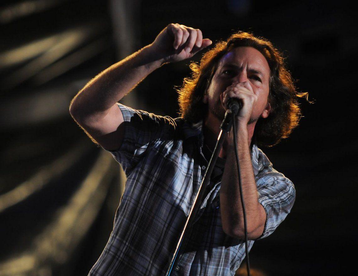 Pearl Jam estrenó Dance of Clairvoyants, el primer anticipo de su nuevo disco